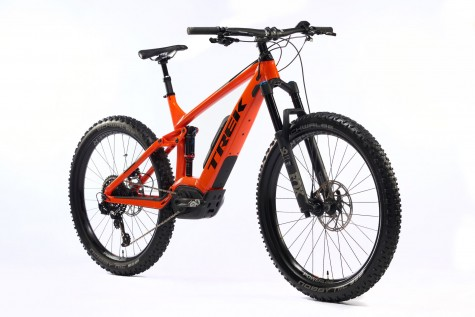 Trek Powerfly FS 9 LT 2018 Electric Mountain Bike