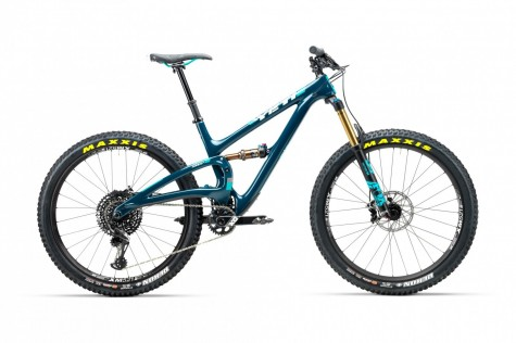 Yeti SB5+ T-Series XO1 Eagle Bike 2018- Storm