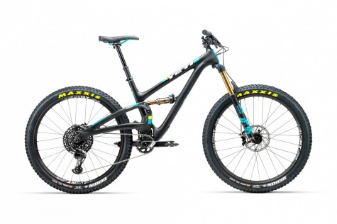 Yeti SB5+ T-Series XO1 Eagle Bike 2018- Raw/ Turquoise