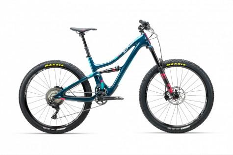 Yeti SB5 Beti C-Series XT/SLX Bike 2018- Storm