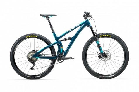 Yeti SB4.5 C-Series XT/SLX Bike 2018- Storm