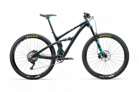 Yeti SB4.5 C-Series XT/SLX Bike 2018- Raw/ Storm