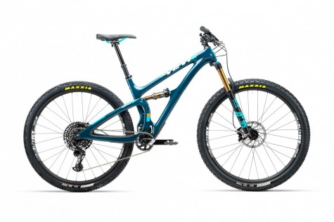 Yeti SB4.5 T-Series XO1 Eagle Bike 2018- Storm