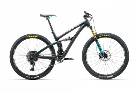 Yeti SB4.5 T-Series XO1 Eagle Bike 2018- Raw/Storm