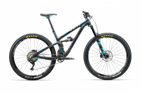 Yeti SB5.5 C-Series XT/SLX Bike 2018- Raw/Storm
