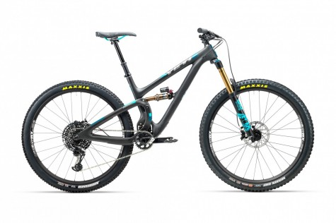 Yeti SB5.5 T-Series XO1 Eagle Bike 2018- Raw/Storm