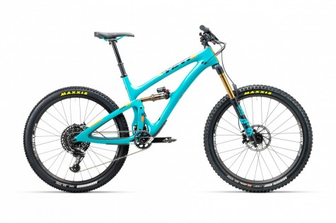 Yeti SB6 T-Series XO1 Eagle Bike 2018- Turquoise