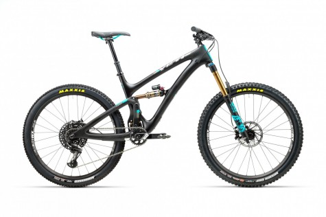 Yeti SB6 T-Series XO1 Eagle Bike 2018- Raw/Grey