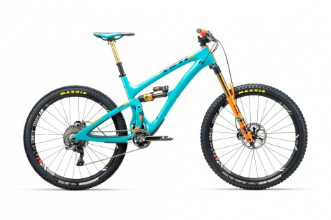 Yeti SB6 T-Series Team Replica Bike 2018- Turquoise
