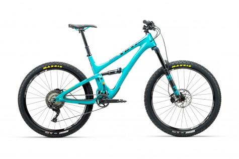 Yeti SB5 C-Series XT/SLX Bike 2018- Turquoise