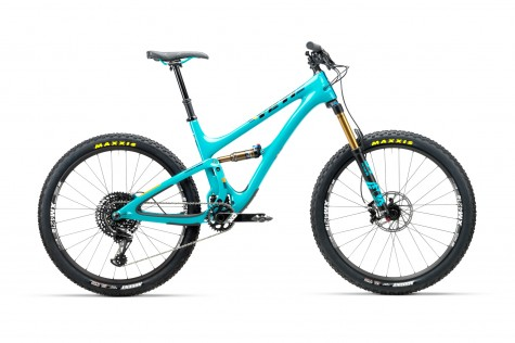 Yeti SB5 T-Series XO1 Eagle Bike 2018- Turquoise