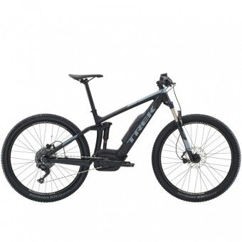 2019 Trek Powerfly FS 4- Matte Trek Black- £3200.00