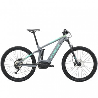 2019 Trek Powerfly FS 5 women's- Matte Slate- £3600.00