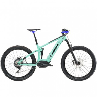2019 Trek Powerfly FS 7 Plus women's- Miami Green- £4300.00