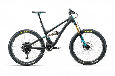 "Yeti SB5 T-Series XO1 Eagle LR ""Lunch Ride"" Bike 2018- Raw/Grey"