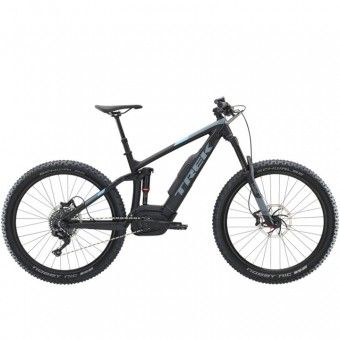 2019 Trek Powerfly LT 4 Plus- Matte Trek Black- £3600.00