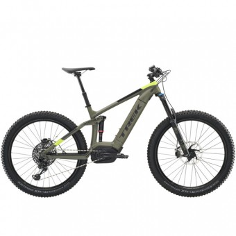 2019 Trek Powerfly LT 9 Plus- Matte Olive Grey- £5200.00