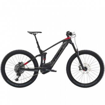 2019 Trek Powerfly LT 9.7 Plus- Dnister Black/ Rage Red- £5200.00