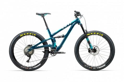 Yeti SB5+ C-Series XT/SLX Bike 2018- Storm
