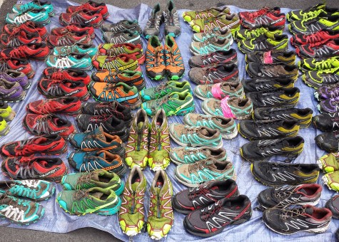 Drying Out, Salomn Running Shoes, Shropshire, Shropshire Dealer Salomon,