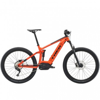 2019 Trek Powerfly FS 5- Roarange- £3600.00