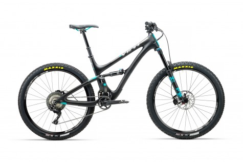 Yeti SB5 C-Series XT/SLX Bike 2018- Raw/Grey