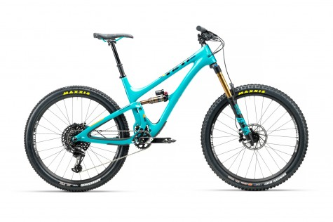 "Yeti SB5 T-Series XO1 Eagle LR ""Lunch Ride"" Bike 2018- Turquoise"