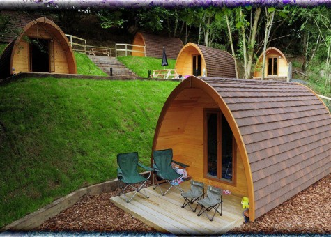 Shropshire Camping and Pods