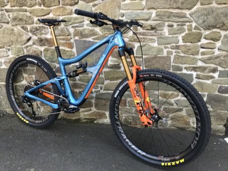 Ibis Ripmo demo bike