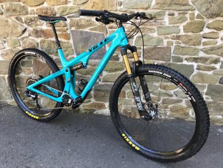 Yeti SB100 T-Series- demo bike