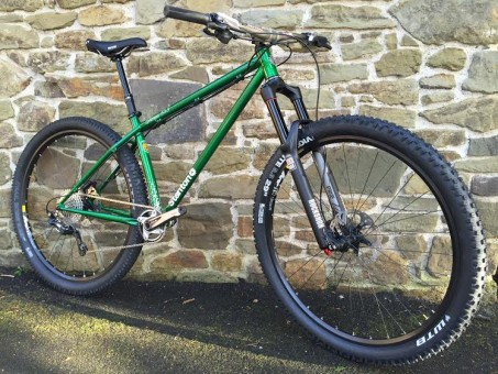 Stanton Bikes Sherpa demo bike