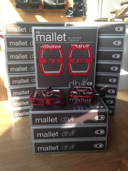 CrankBrothers Mallet D.H Pedals