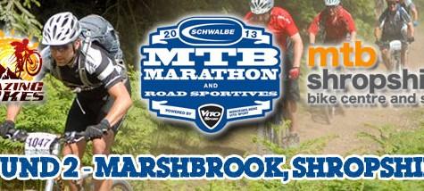 Schwalbe MTB Marathon Series and Road Sportive Marshbrook Shropshire