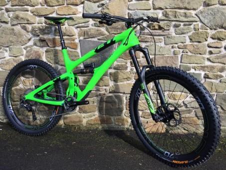 Yeti Cycles SB6c demo bike