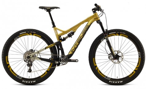 2015 Intense Spider 29 Comp- Also available in red