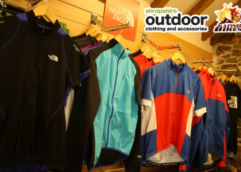 The North Face Bikewear 2013