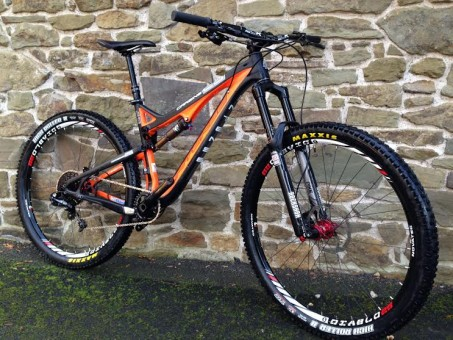 Intense Cycles Carbine 29- Demo bike