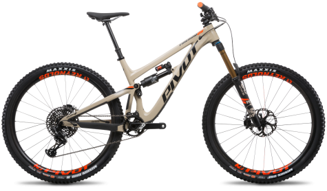 Pivot Cycles Firebird 29- Sandstorm