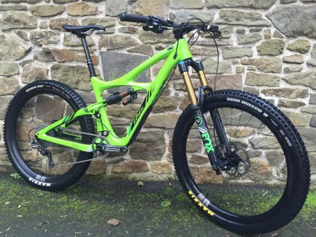 Ibis Mojo HD3 demo bike