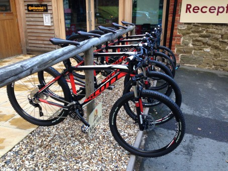 Bike Hire- Long Mynd- Church Stretton- Shropshire
