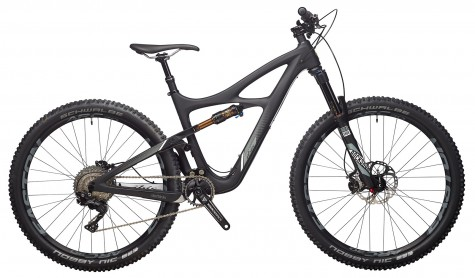 The all new Ibis Cycles Mojo 3- The New Black
