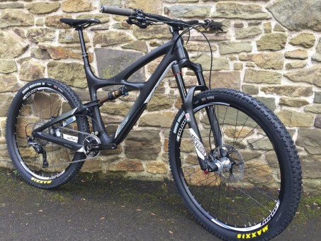 Ibis Cycles Mojo 3- now available to demo