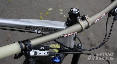 Banshee Bikes Paradox- Custom build