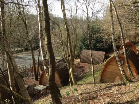 Shropshire Camping & Pods- Cycle friendly accommodation