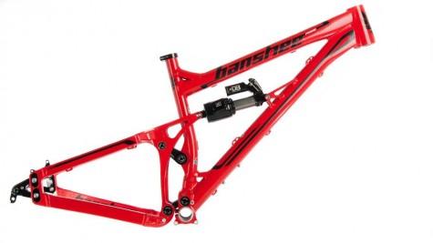 Banshee Prime- Red