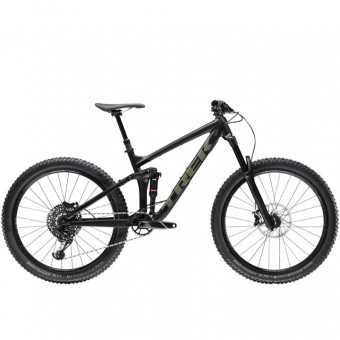 Trek Remedy 8 2019- Matte Trek Black