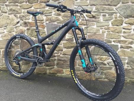 2017 Yeti SB5 C-Series Demo Bike