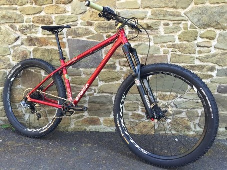 Stanton Bikes Switchback demo bike